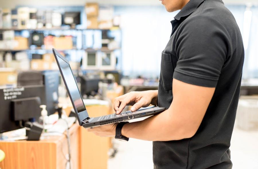 Maintenance matériel informatique